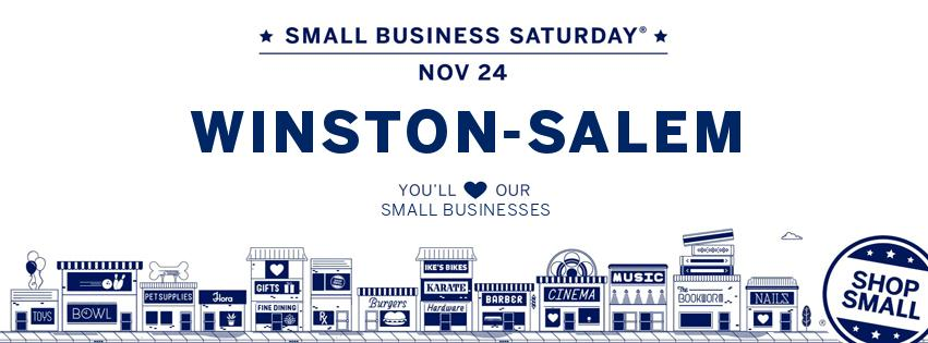 The Small Business Center Supports Small Business Saturday